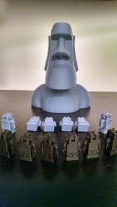 O Culto ao Moai